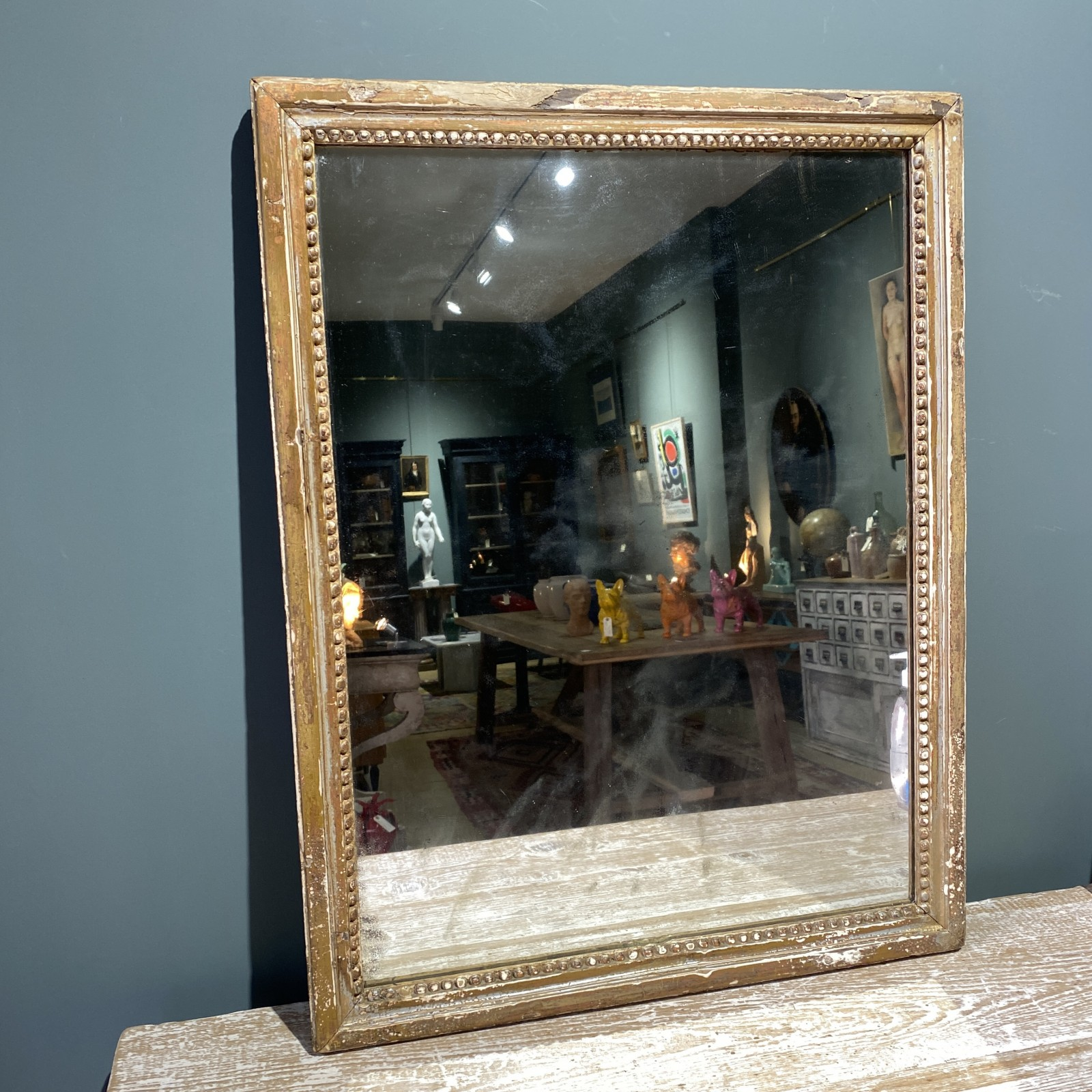espejo francés s. XIX