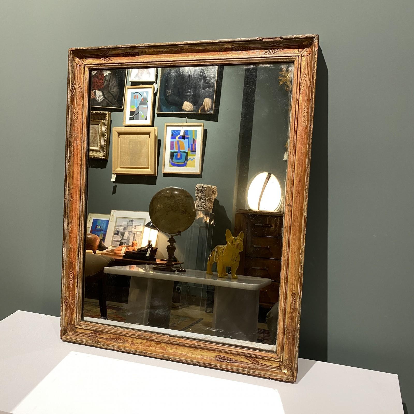 espejo francés ff. s. XIX